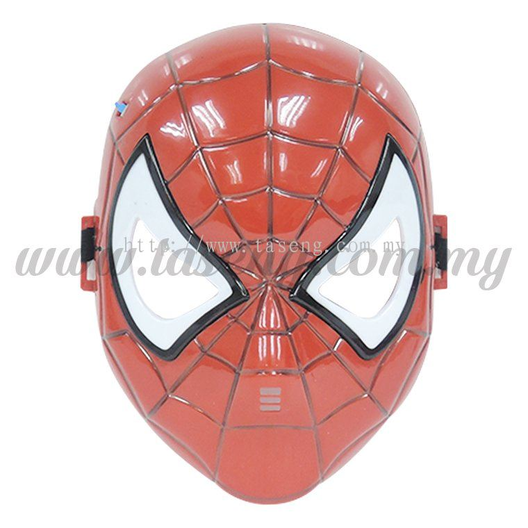 Spiderman cartoon mask