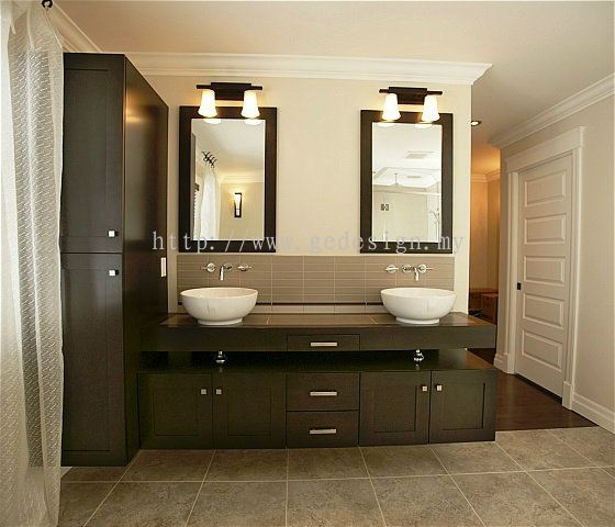 Bathroom cabinet designs