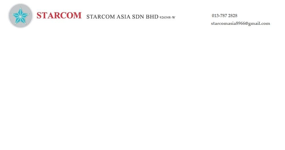 Starcom Asia Sdn Bhd