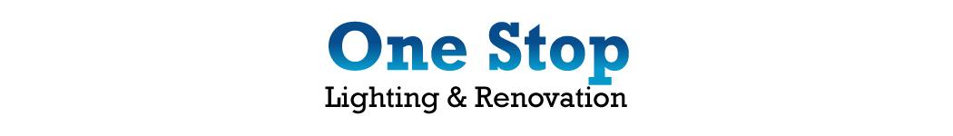 One Stop Lighting & Renovation