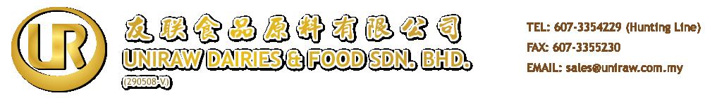UNIRAW DAIRIES & FOOD SDN BHD