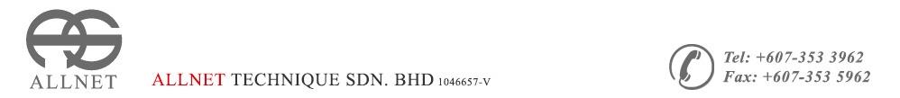 ALLNET TECHNIQUE SDN. BHD