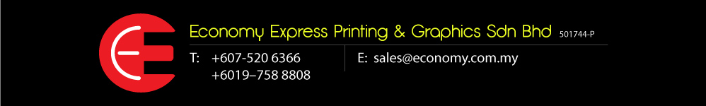 Economy Express Printing & Graphics Sdn Bhd