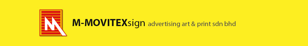 M-Movitexsign Advertising Art & Print Sdn Bhd