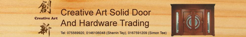 Creative Art Solid Door & Hardware Trading