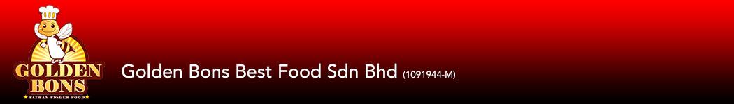 Golden Bons Best Food Sdn Bhd