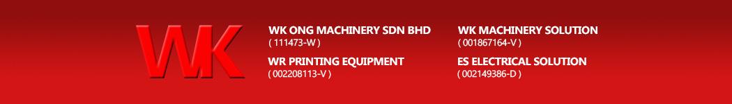 WK Ong Machinery Sdn Bhd