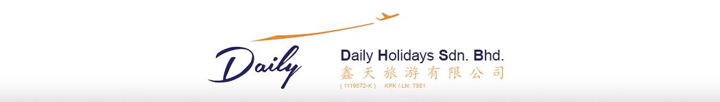 Daily Holidays Sdn Bhd