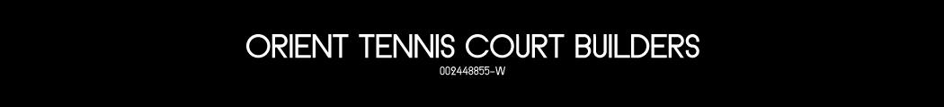 Orient Tennis Court Builders