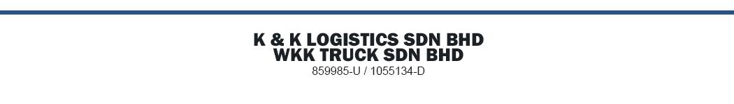 K & K Logistics Sdn Bhd