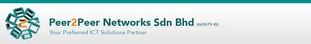 Peer2Peer Networks Sdn Bhd