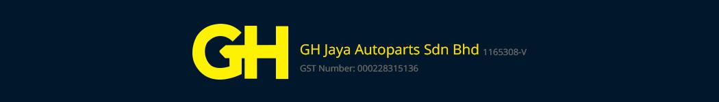 GH Jaya Autoparts Sdn Bhd