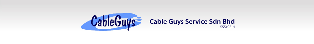 Cable Guys Service Sdn Bhd