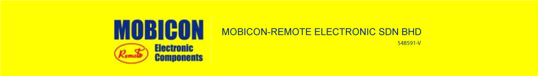 MOBICON-REMOTE ELECTRONIC SDN BHD