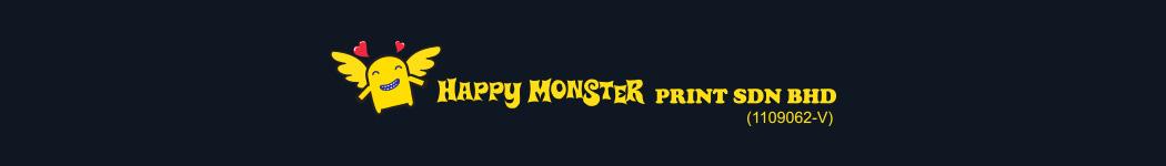 Happy Monster Print Sdn Bhd