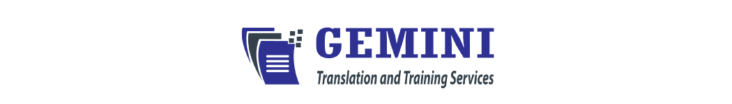 Gemini Translation and Training Services