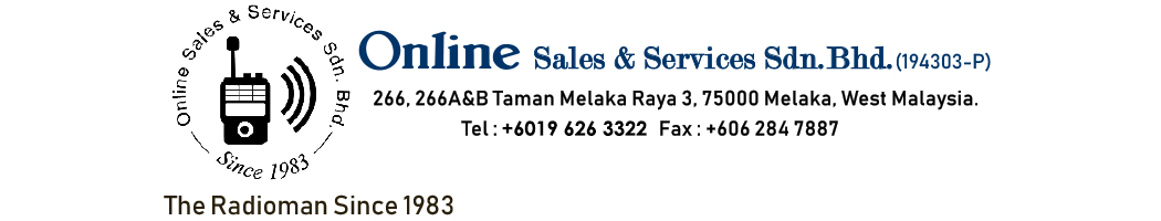 Online Sales & Services Sdn Bhd
