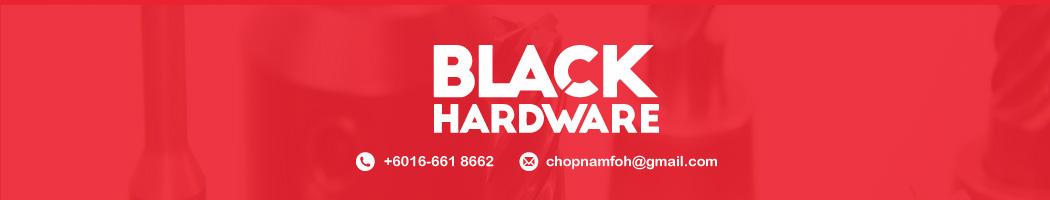 Black Hardware Plt