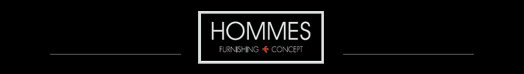 Hommes Furnishing Concept