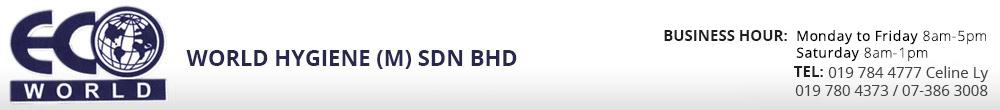 ECO WORLD HYGIENE (M) SDN BHD