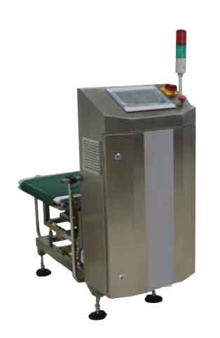 Online Automatic Weighing Machine