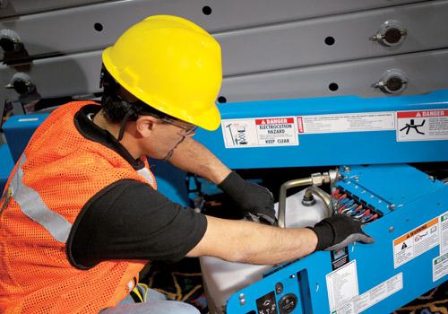 HEAVY MACHINERY REPAIR & MAINTENANCE SERVICE