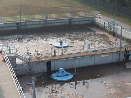 STP Sewage Treatment Plant