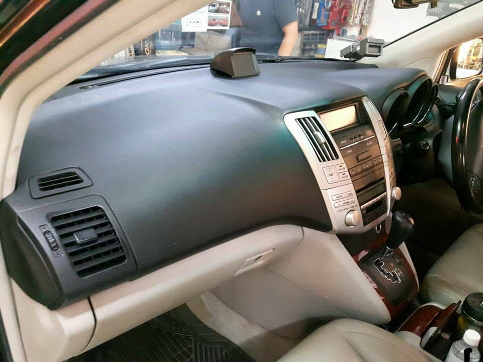 REFURBISHED DASHBOARD FOR TOYOTA HARRIER