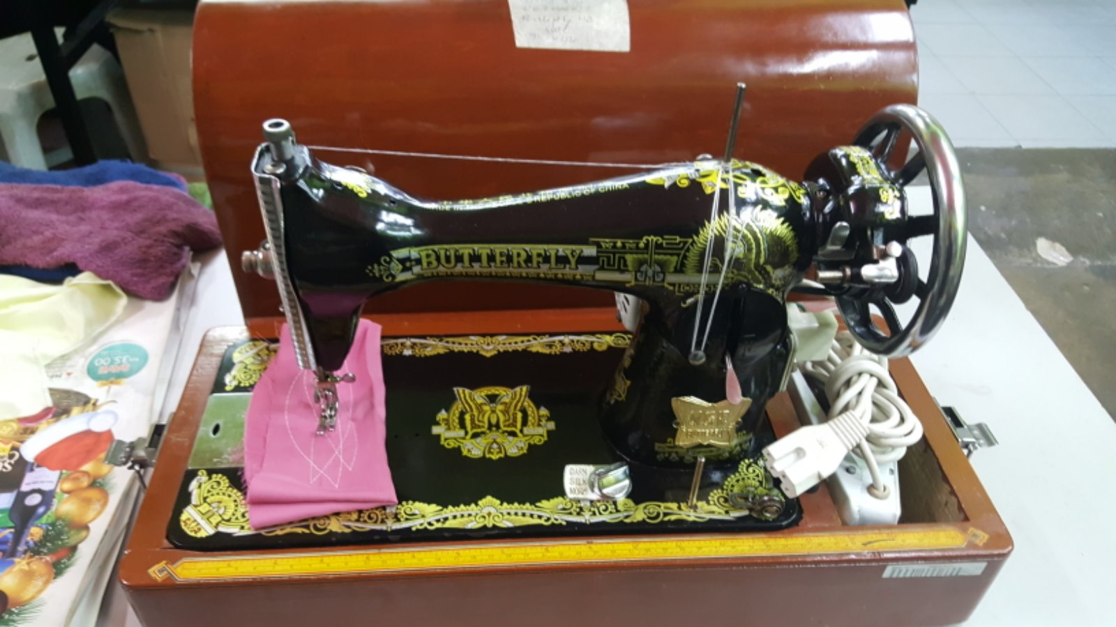 Second hand and Repair Anti Sewing Machine