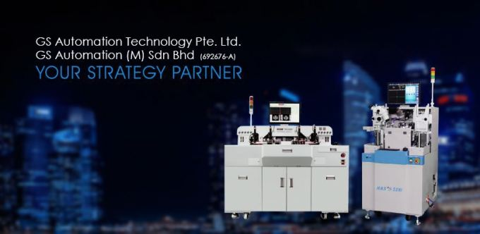 GS Automation (M) Sdn Bhd:We Are The Leading Semiconductor Packaging Equipment Supplier Company In Johor Bahru (JB), Malaysia, Specializing In Solid Crystal Machine, Tape Tester Machine, Etc.
