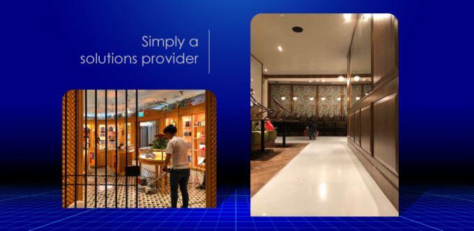 KWIX SOLUTIONS PTE LTD:KWIX SOLUTIONS - We Specialize In Concrete Tiles, Epoxy Flooring, Floor Grinding, Marble Polishing, Floor Restoration Works, Etc.
