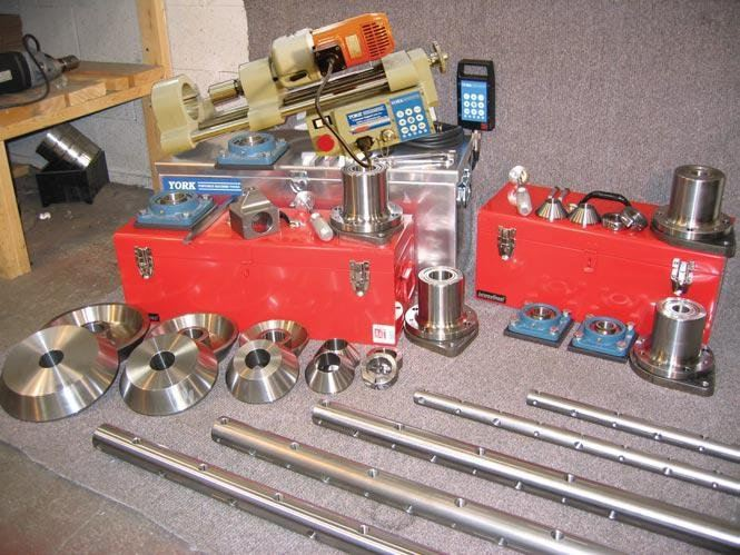 New Product : Portable Boring Machine