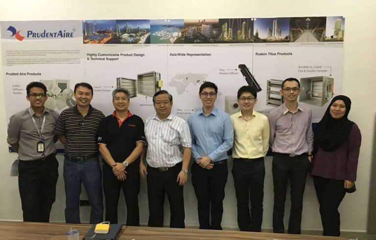MMC GAMUDA KVMRT (PDP) SDN BHD has visited on 26th September 2017 to our factory premises.