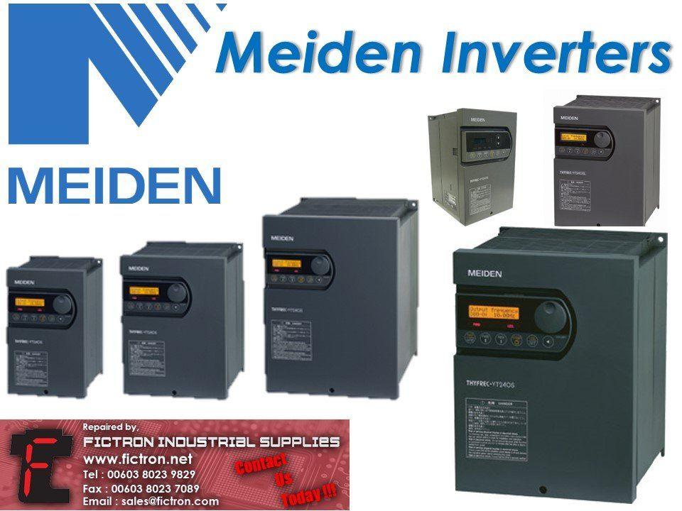 MEIDEN Inverter Supply & Repair