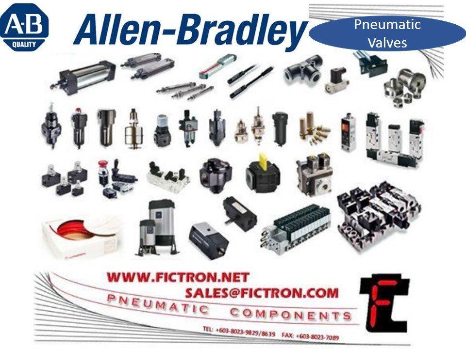 AB ALLEN BRADLEY Pneumatics Style Valve Supply