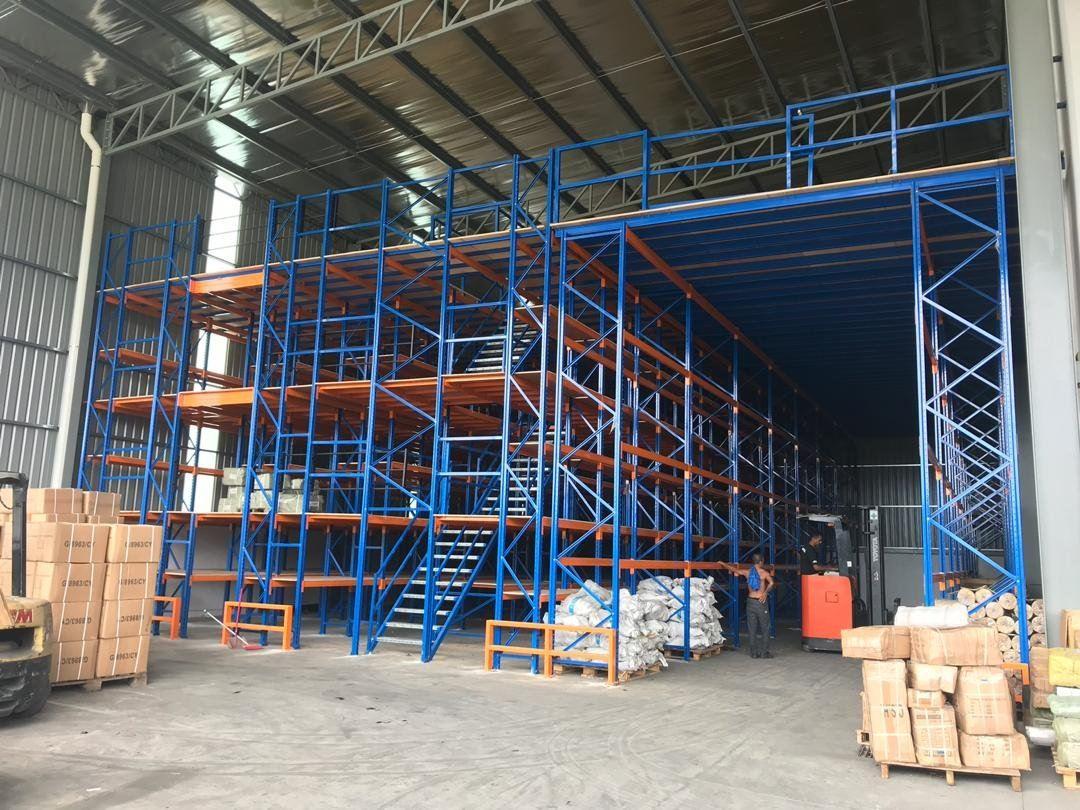 Factory Heavy Duty Racking - Johor Bahru