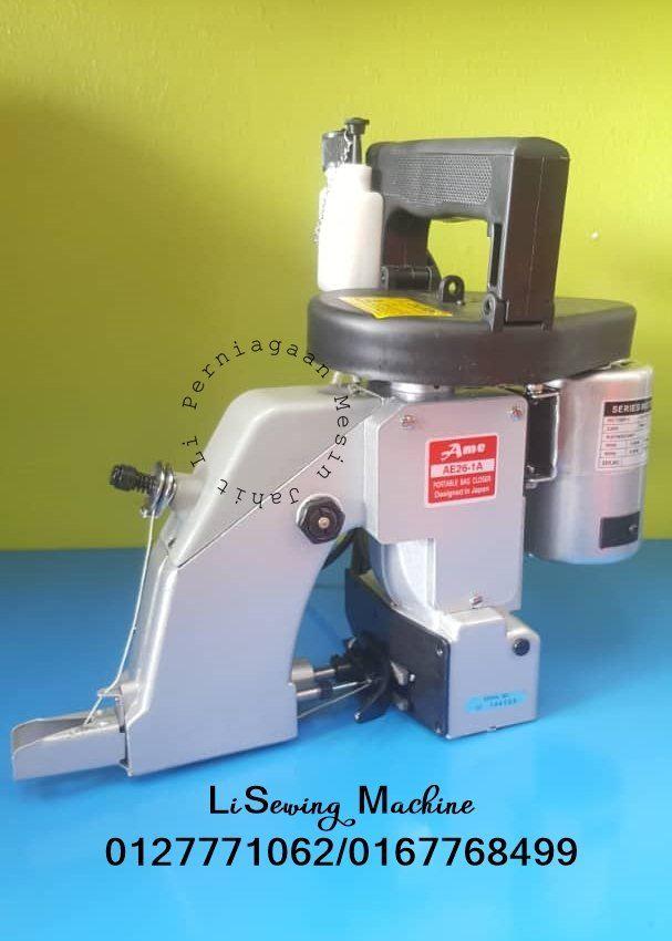 bag closer machine brand AME