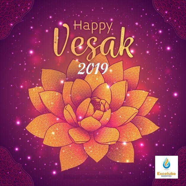 Happy Wesak Day 2019