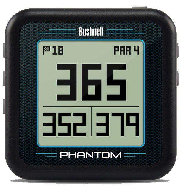Bushnell Phantom Convenient Golf GPS with Bite Magnetic Mount