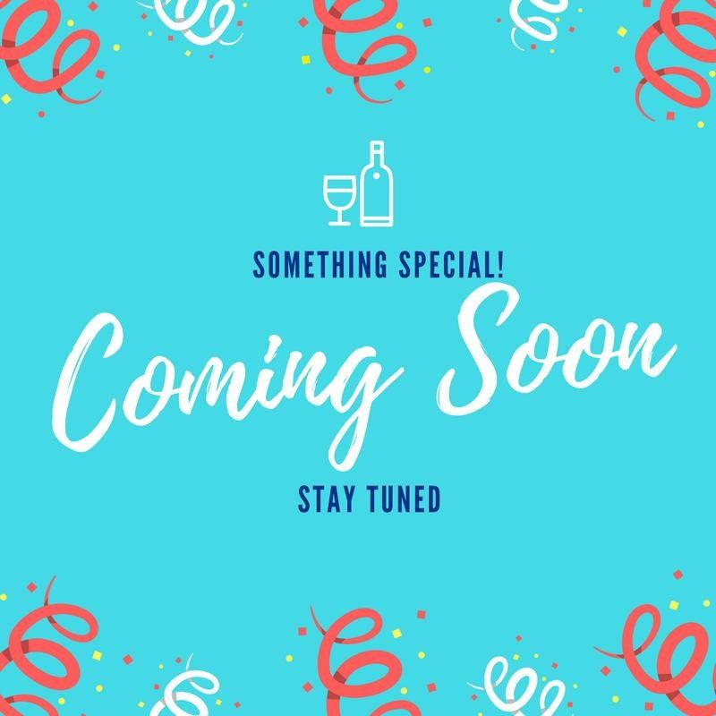 STAY TUNED ~ COMING SOON