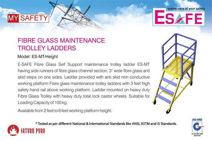 Pultruded Fibre Glass Ladders and Structures - Malaysia, Johor Bahru, Kuala Lumpur, Selangor, Penang