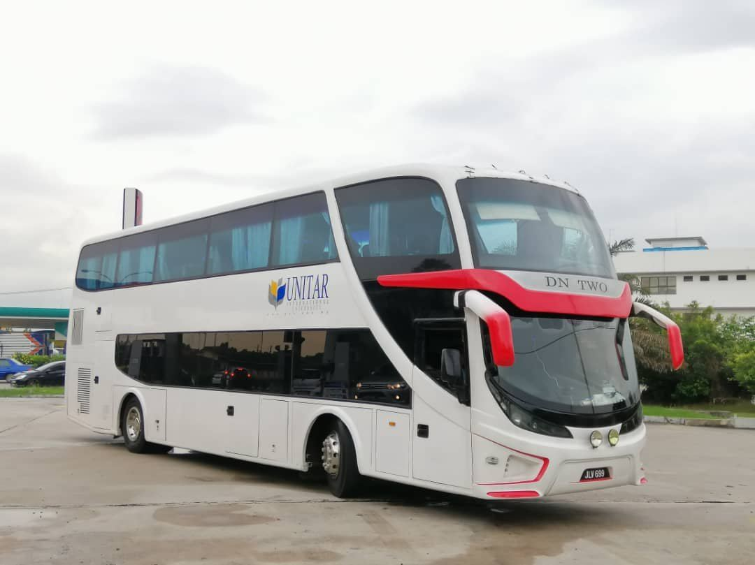 Rental Bus Johor Bahru