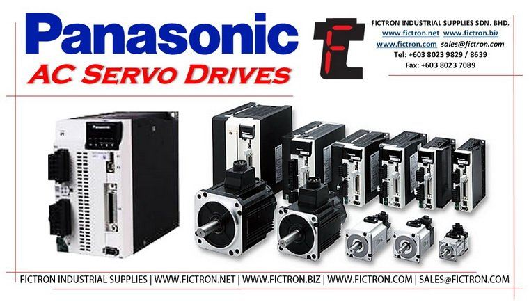 Contact Us Today To Get The Best Prices On Repairs And Supplies On Panasonic Drives!