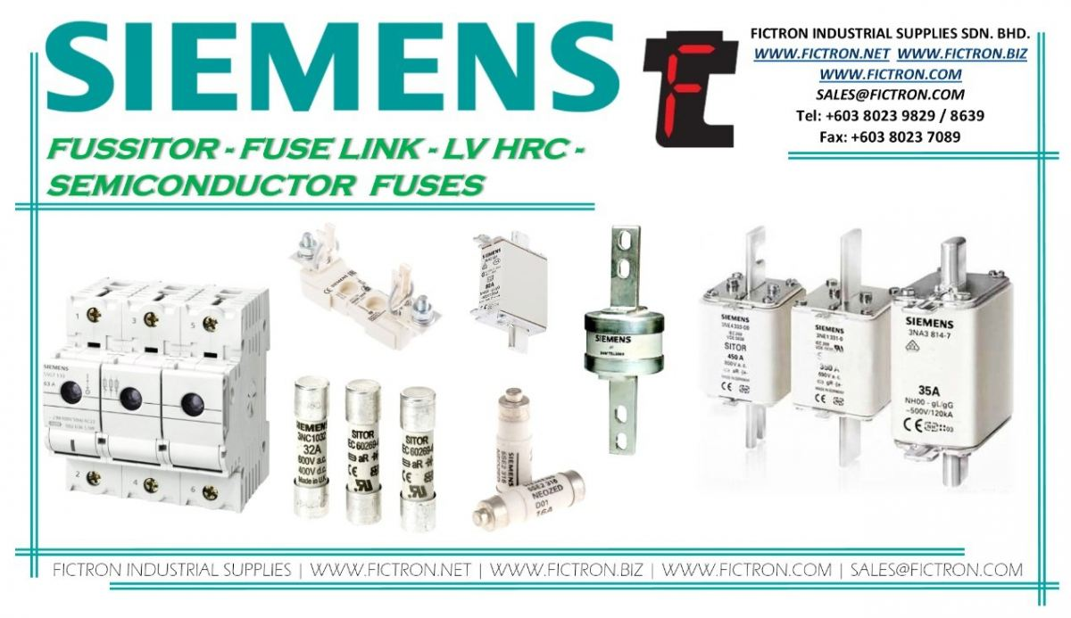 Contact Us Today To Get The Best Prices On Repairs And Supplies On Siemens Fuse Systems!