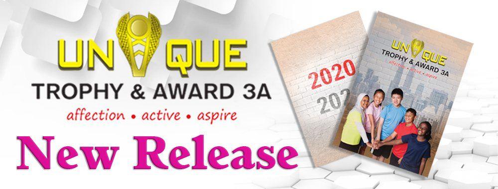 Unique Trophy & Award 3A NEW Release!!!
