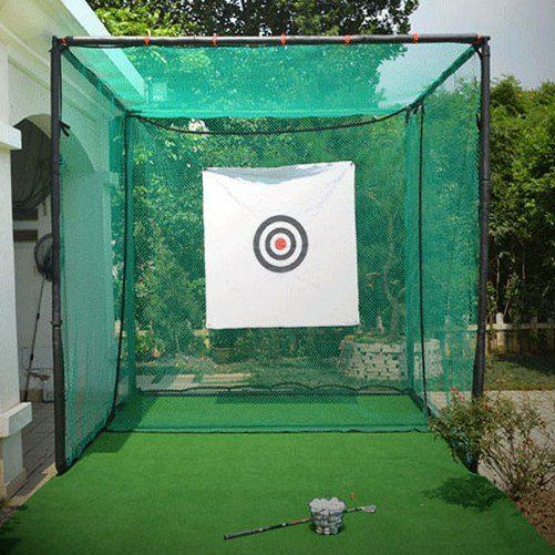 Practice golf net for golf