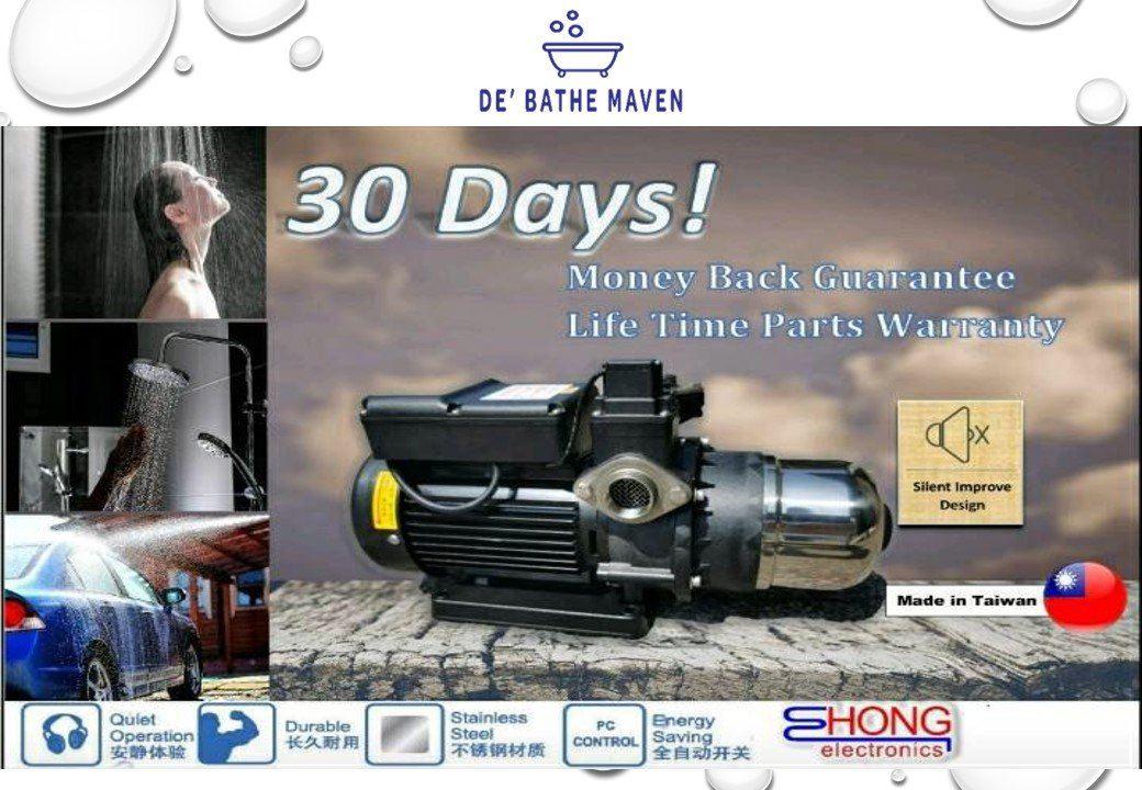 April 2020 Promo - Water Booster Pump