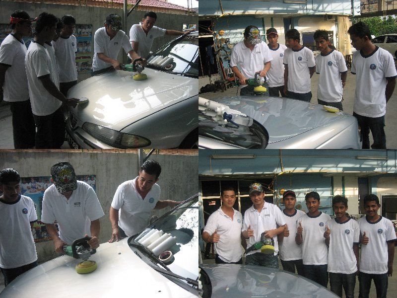 Melaka Franchisee Training