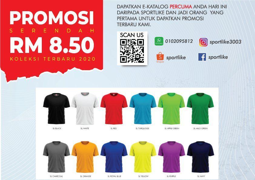 PROMOTION RM 8.50