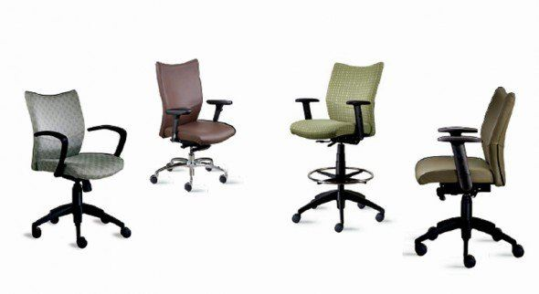 Key Terms for Office Chairs